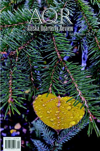 Alaska Quarterly Review - Issue 32 Fall/Winter